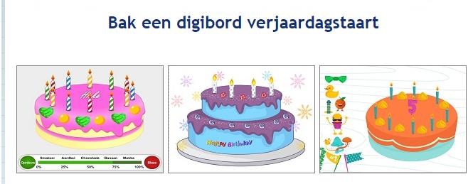 verjaardag vieren in de klas | juf linn